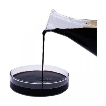 Foliar Water Soluble Organic Fertilizer Dark Brown Liquid