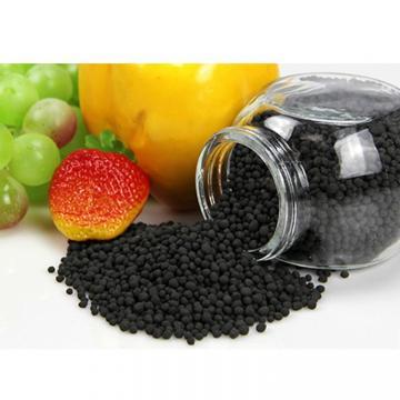 Humic Acid Organic Manure Black Particles Organic Fertilizer China Manufacturer