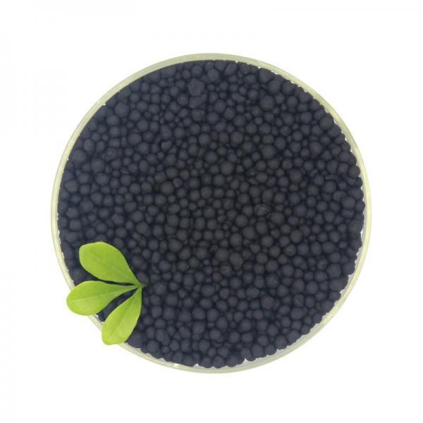 Water Soluble Fertilizer Humic Acid Granular Potassium Humate #1 image