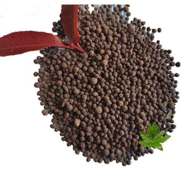 China Compound Amino Acid Powder Organic Fertilizer #1 image